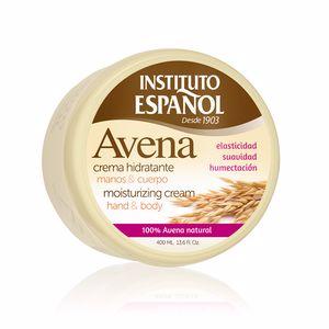 Body moisturiser AVENA crema hidratante