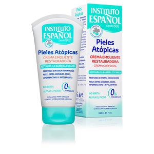 Body moisturiser PIELES ATÓPICAS crema emoliente restauradora Instituto Español