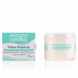 Body moisturiser PIELES ATÓPICAS crema cuidado integral