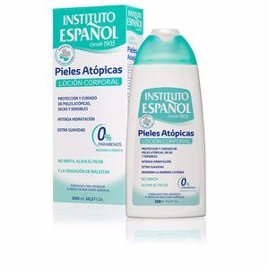 Hydratant pour le corps PIELES ATÓPICAS leche corporal hipoalergénica Instituto Español