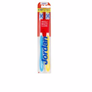 Zahnbürste JORDAN TOTAL CLEAN toothbrush #soft Jordan