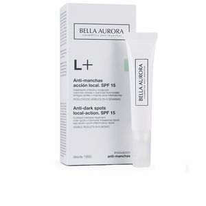 Anti blemish treatment cream L+ manchas localizadas SPF15 Bella Aurora