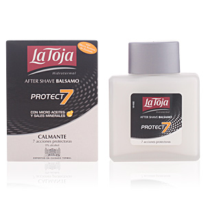 After Shave HIDROTERMAL after shave protect7 balm La Toja