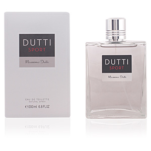 DUTTI SPORT eau de toilette spray 200 ml