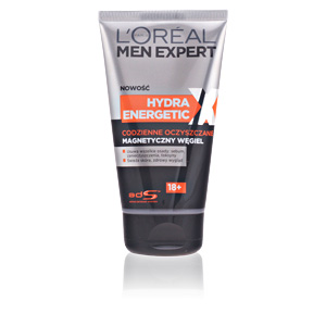 MEN EXPERT hydra energetic magnetic carbon gel 150 ml