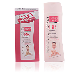 Hidratante corporal BB LOTION PIEL PERFECTA loción corporal Natural Honey