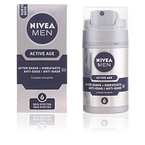 MEN ACTIVE AGE after shave balm 75 ml