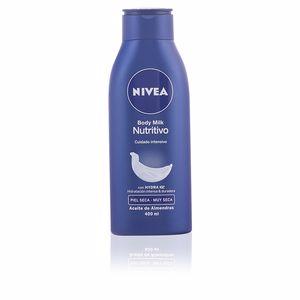 Body moisturiser NUTRITIVO body milk Nivea