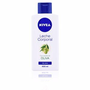 Körperfeuchtigkeitscreme ACEITE DE OLIVA leche corporal piel seca Nivea