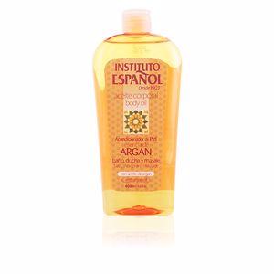 Body moisturiser ARGAN aceite corporal Instituto Español