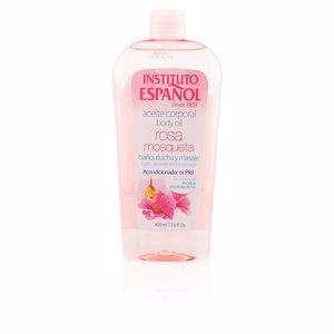 Body moisturiser ROSA MOSQUETA aceite corporal Instituto Español