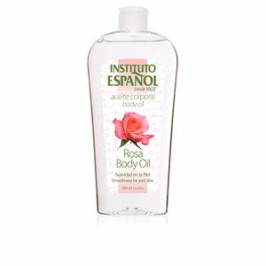 Hidratante corporal AGUA DE ROSAS aceite corporal Instituto Español