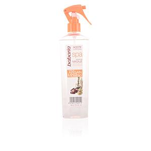 Hidratante corporal SPA aceite corporal esencial masaje Babaria