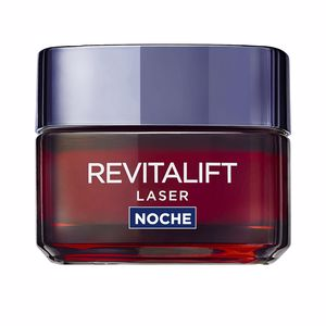 Anti aging cream & anti wrinkle treatment REVITALIFT LASER X3 crema noche L'Oréal París