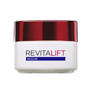 Anti aging cream & anti wrinkle treatment - Skin tightening & firming cream  REVITALIFT crema noche anti-arrugas L'Oréal París