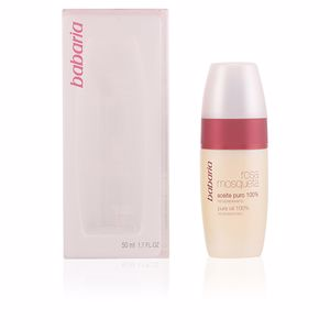 Tratamento hidratante rosto ROSA MOSQUETA aceite puro facial Babaria
