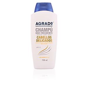 Champú hidratante CHAMPÚ cabellos delicados Agrado