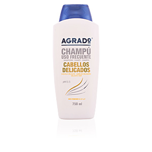 Shampooing hydratant CHAMPÚ cabellos delicados Agrado