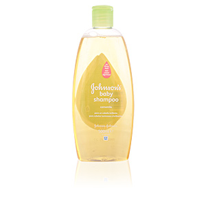 Shampoo for shiny hair BABY champú camomila Johnson's