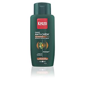 FRECUENCIA anti-caida nutritivo cabellos secos 400 ml
