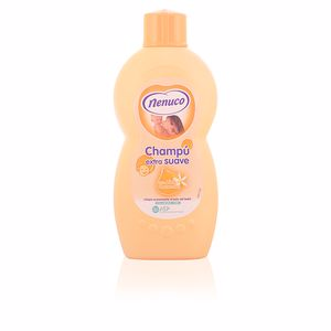 Champú hidratante CHAMPÚ EXTRASUAVE con miel y camomila Nenuco