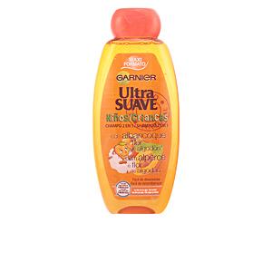 Moisturizing shampoo ULTRA SUAVE champú para niños de albaricoque Garnier