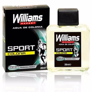 WILLIAMS SPORT COLONIA eau de cologne spray 200 ml