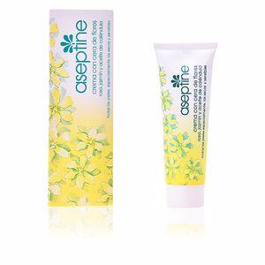 Face moisturizer ASEPTINE crema con cera de flores Aseptine