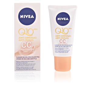 Q10+ CC anti-arrugas día SPF15 50 ml