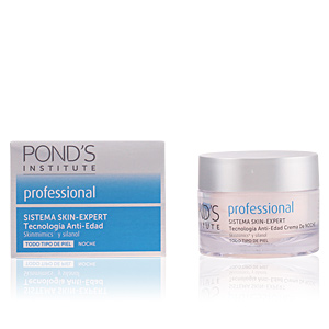 Pond 39 s pond 39 s professional skin expert anti age night for Pond expert