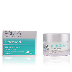 Tratamiento Matificante POND'S PROFESSIONAL thermal therapy gel Pond's
