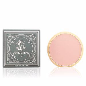 Compact powder MADERAS DE ORIENTE polvo crema Maderas