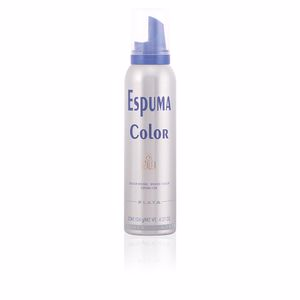 ESPUMA COLOR #plata 150 ml