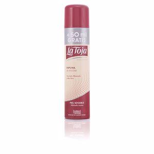 Shaving foam HIDROTERMAL espuma de afeitar piel sensible La Toja