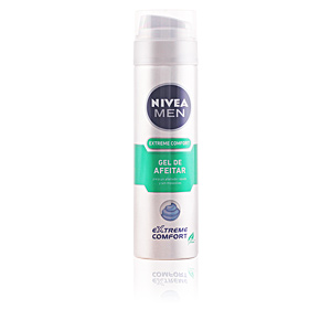 Shaving foam MEN EXTREME COMFORT shaving gel Nivea