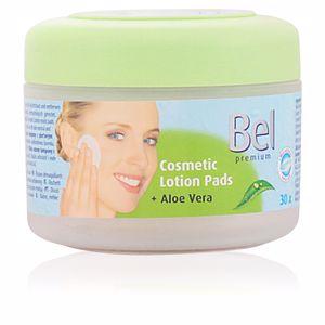Limpieza facial BEL PREMIUM discos húmedos cara aloe vera Bel