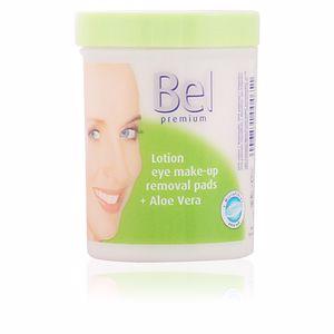 Limpieza facial BEL PREMIUM discos húmedos ojos aloe Bel