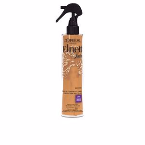 Hair styling product - Heat protectant for hair ELNETT spray fijador protector de calor liso L'Oréal París