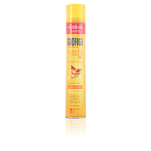 Hair styling product ELIXIR FIX spray-laca maxi flexible Giorgi