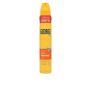 Hair styling product RIZOS DESCARADOS espuma rizo marcado nº4 Giorgi