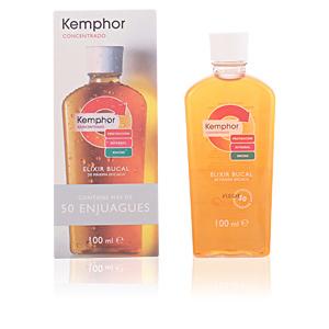 Mouthwash ELIXIR BUCAL concentrado Kemphor