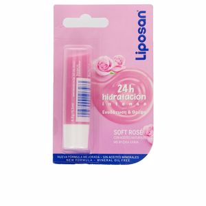 Lip balm LIPOSAN soft rosé Liposan