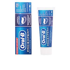 Pasta de dente PRO-EXPERT limpieza profunda pasta dentífrica Oral-B