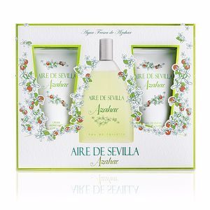 Aire Sevilla AGUA FRESCA DE AZAHAR SET perfume
