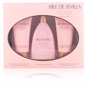 Aire Sevilla AIRE DE SEVILLA ROSÈ SET perfume