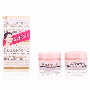 Kit di Cosmetici CREMA ANTIARRUGAS DOBLE ACCION DIA LOTTO Diadermine