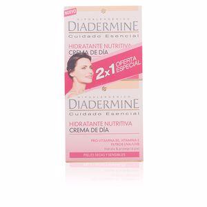 Cosmetic Set CREMA HIDRATANTE NUTRITIVA DIA Diadermine