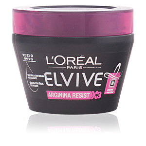 Hair mask for damaged hair ELVIVE arginina resist x3 mascarilla L'Oréal París