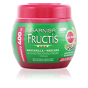 Hair mask FRUCTIS COLOR RESIST mascarilla Garnier