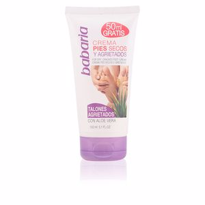 Foot cream & treatments PARA PIES crema secos/agrietados Babaria